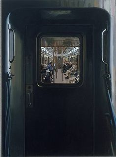 Richard Estes painting