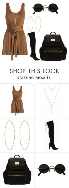 """""""Untitled #211"""" by cgmhcjhf ❤ liked on Polyvore featuring Zimmermann, Lana, Nly Shoes and Oroton"""