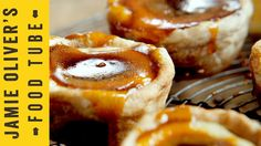 Quick Portuguese Custard Tarts. Ingredients: Pre-made puff pastry; Ground cinnamon (Blind bake at 200°c (400°F/Gas mark 6) for 8-10 min); 1 large egg; 1 tbs sugar; 1 tsp vanilla extract; 120g Crème fraîche; Orange zest. Bake at 200°c (400°F/Gas mark 6) for a further 8 min.