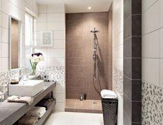 Tubadzin Zirconium csempe és padlólap Elegant, Teak, Toilet, Sweet Home, Bathtub, Mirror, Interior Design, Bathroom, Inspiration
