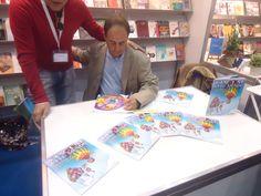 Carlo Montanari- lancamento livro em Genebra-2013.