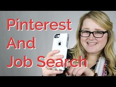 Why you should be using Pinterest for your job search!