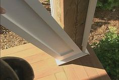 column wrap - Google Search - wonder if it comes in Craftsman style? Will do…