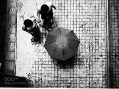 It's Raining. by teisinthip Street Photography #InfluentialLime