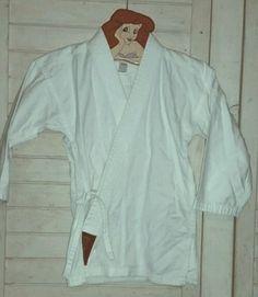 Domyos 100 Okayama Judo Anzug Jacke Hose Größe 110
