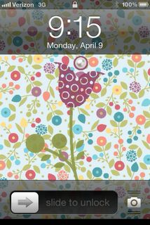 Step-by-step tutorial to create iPhone wallpaper using Stampin' Up! My Digital Studio