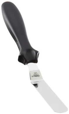 Wilton 9 Inch Angled Spatula, With Black Handle : Amazon.com : Kitchen & Dining