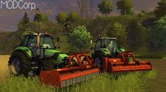 Farming simulator 2013 - Maschio Bisonte 280 v 1.0