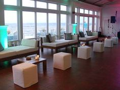 Furniture Rental Miami // Event Decor