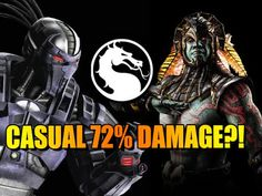 Just A Casual 72 PERCENT Combo: Smoke(Triborg) Mortal Kombat X - Online Ranked - YouTube