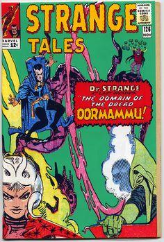 The Doctor Strange Custom Covers Project - Strange Tales #126