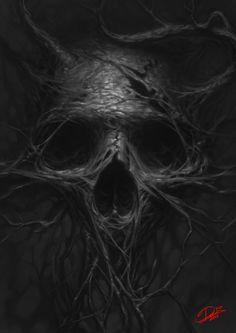 Strange Skull by Disse86