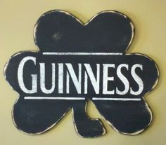 Perfect for any bar, pub or home watering hole / man cave. Sign is approximately in size, and is hand painted, distressed and sealed. Irish Pub Decor, Pub Signs, St Pattys, Personalized Signs, Guinness, Fun Drinks, Vintage Posters, Fathers Day, Vintage Fashion