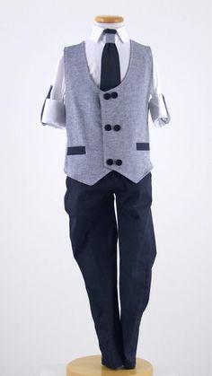 Abito Cerimonia Bambino Steven   Co - Abbigliamento Bambini Bolle di Sapone bf7f314b484