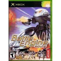 Battle Engine Aquila - Xbox Game