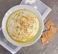 Low Carb Hummus (Bean Free) - I Breathe... I'm Hungry...