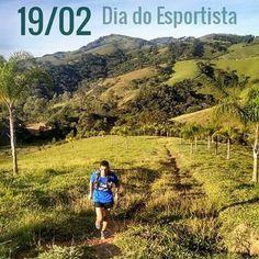 19 DE FEVEREIRO - DIA DO ESPORTISTA!!!  :-)