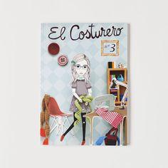 """En este numero de 84 páginas se incluyen 8 perfiles de creadores dedicados al """"Arts&Crafts"""", tutoriales de costura, bordado, tricot, creación de Nuigurumi y guía de tiendas vintage."""