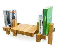Multifunctional Bookshelf Fusillo