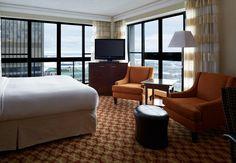 Luxury Hotels in Ottawa, Ontario | Ottawa Marriott Hotel