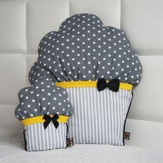 zabawki - przytulanki-Poduszki mufinki