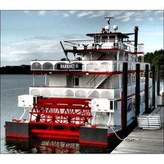 montgomery alabama - riverboat cruises