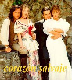 Corazon Salvaje (w/Edith Gonzalez & Eduardo Palomo)