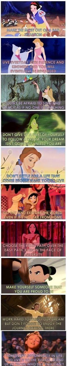 I love Disney~