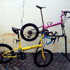 Bike friday Pocket rocket and super pro plus