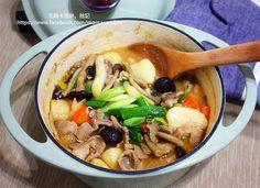 韓式大醬馬鈴薯燉肉