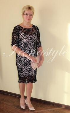 CROCHET FASHION TRENDS  Crochet Dress  custom made, hand made, crochet