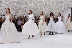 Dior präsentiert die Haute Couture Kollektion 2015 in Paris