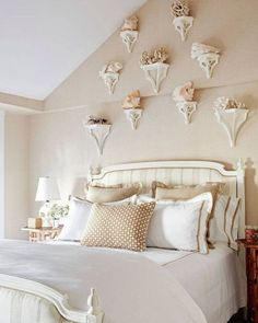 Guide To Discount Bedroom Furniture. Bedroom furnishings encompasses providing products such as chest of drawers, daybeds, fashion jewelry chests, headboards, highboys and night stands. White Bedroom, Dream Bedroom, Girls Bedroom, Bedroom Decor, Master Bedroom, Bedroom Linens, Bedding, Wall Decor, Bedroom Themes
