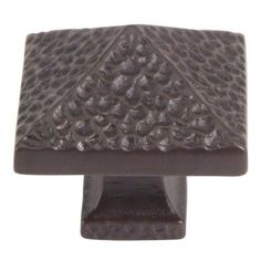 Buy the Atlas Homewares Burnished Bronze Direct. Shop for the Atlas Homewares Burnished Bronze Craftsman Inch Square Cabinet Knob and save. Cabinet And Drawer Knobs, Cabinet Hardware, Classic Cabinets, Crystal Knobs, Glass Knobs, Arts And Crafts Movement, Joss And Main, Oil Rubbed Bronze, Craftsman