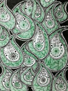 Tangeled Paisley