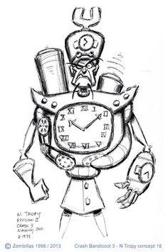 Charles Zembillas: Crash Bandicoot - Origin of N Tropy - Part 8