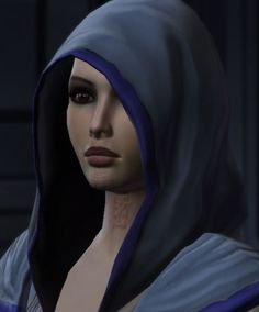 Izabel, my Sith Sorcerer. She's awesome.