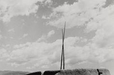 Bernard Plossu, Nambe, Nouveau Mexique, 1978