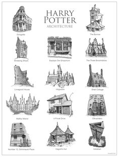 Tagged with game of thrones, star wars, skyrim, harry potter, studio ghibli; Harry Potter Tattoos, Arte Do Harry Potter, Harry Potter Drawings, Harry Potter Love, Harry Potter World, Harry Potter Sketch, Harry Potter Bookmark, Harry Potter Diagon Alley, Architecture Drawings