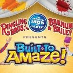 Just bought my tickets for Ringling Brothers Circus in Chicago!