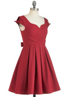 Nominee of the Night Dress, this dress is so stinkin' cute! #ModCloth