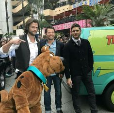Supernatural and Scooby-Doo❤️