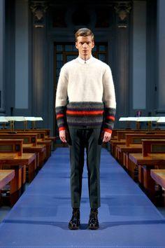 No. 21 | Fall 2014 Menswear Collection | Style.com