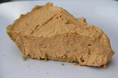 Mix and Match Mama: Pumpkin Butterscotch No Bake Pie
