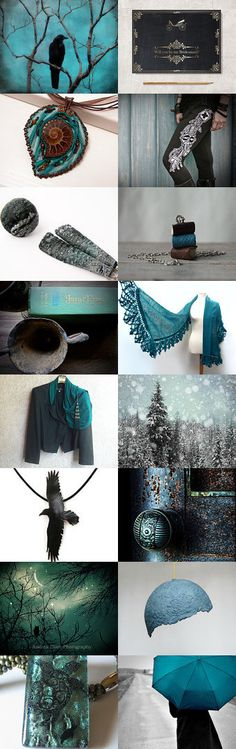 Winter is magic by Mary on Etsy--Pinned with TreasuryPin.com