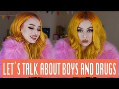 GRWM Hair, Makeup & Outfits | Girl Talk, Dating | Evelina Forsell - YouTube