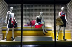 "PRADA, 5th Avenue, ""English All-Sorts"", pinned by Ton van der Veer"