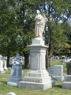 Kokomo, Indiana Cemetery