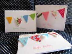 Greating cards... homemade!