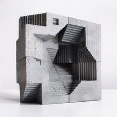 David Umemoto - Variation on Cubic Geometry:iv